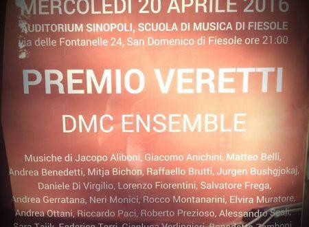 PREMIO VERETTI – Fondazione Scuola di Musica di Fiesole